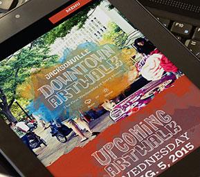 Jacksonville Art Walk Screenshot