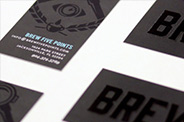 BREW Five Points Branding