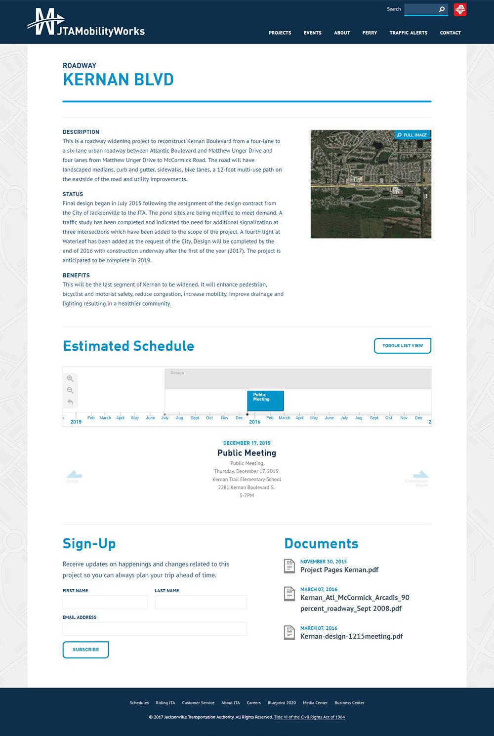 JTAMobilityWorks Project Page