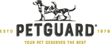 New PetGuard logo