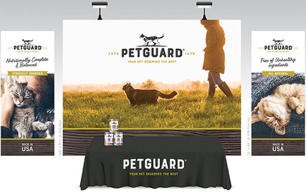 New PetGuard display
