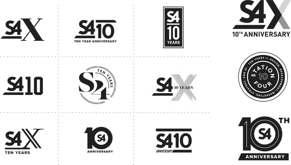 S4x Logo Concepts
