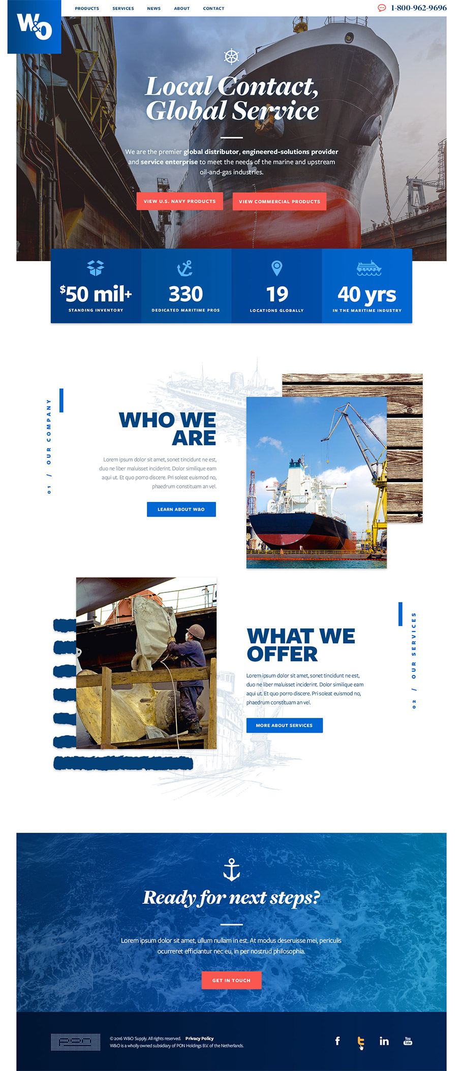 W&O Home Page