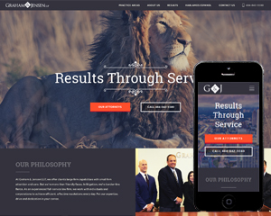 Law Firm Web Design